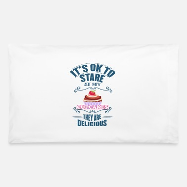 Cupcake Cupcakes Cupcake - Pillowcase 32'' x 20''