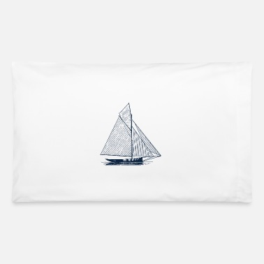 Sailboat Sailboat - Pillowcase