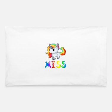 Miss Miss Unicorn - Pillowcase 32'' x 20''
