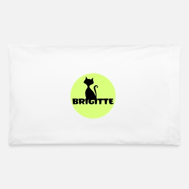 First Name Brigitte name first name - Pillowcase