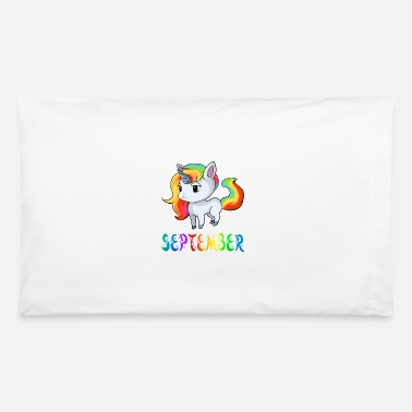 September September Unicorn - Pillowcase 32'' x 20''