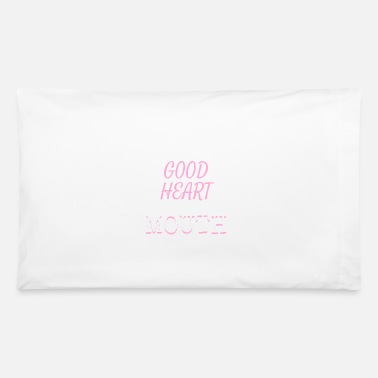 Mouth this mouth - Pillowcase
