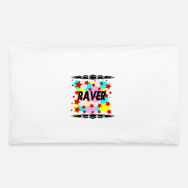 Raver raver - Pillowcase