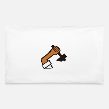 Hammer hammer - Pillowcase