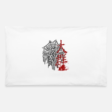 emblem horde - Pillowcase