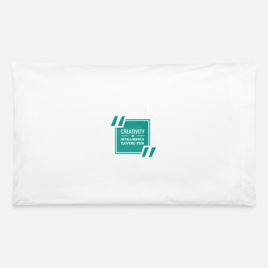 Creative creativity - Pillowcase