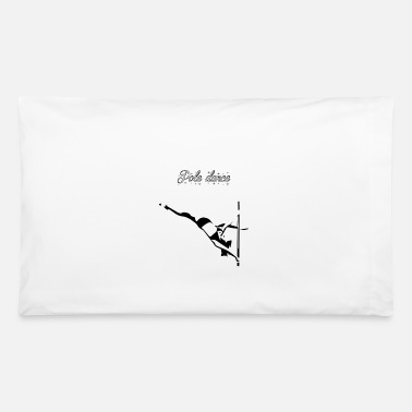 Dancefloor pole dance style 1 - Pillowcase 32'' x 20''