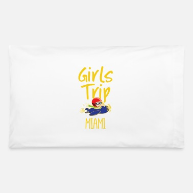 Together Girls Trip Holidays Vacation Miami Trip - Pillowcase