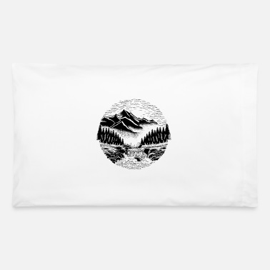 Wilderness Wilderness - Pillowcase 32'' x 20''