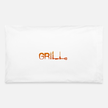 Grill Utensils GRILLING UTENSILS - Pillowcase 32'' x 20''