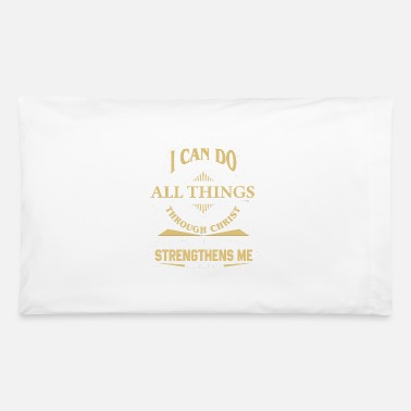 Verse Religion, Bible Verse - Pillowcase 32'' x 20''