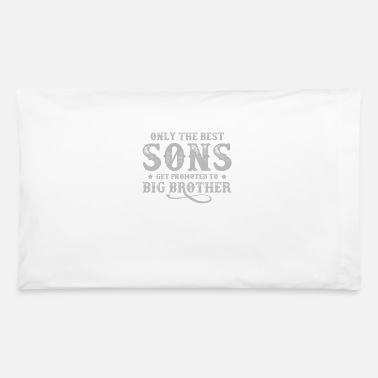 Father And Son Superman Only The Best Sons T Shirt - Pillowcase 32'' x 20''