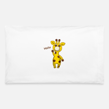 Giraffe - Pillowcase 32'' x 20''