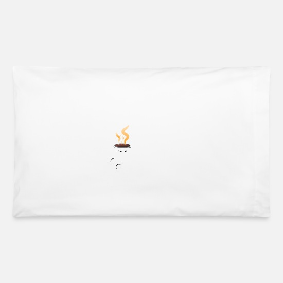 Gift Idea Pillow Cases - Only the boss is allowed on the grill! - Pillowcase 32'' x 20'' white