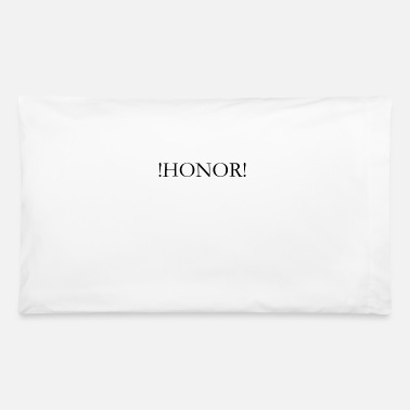 Surprise honor - Pillowcase 32'' x 20''