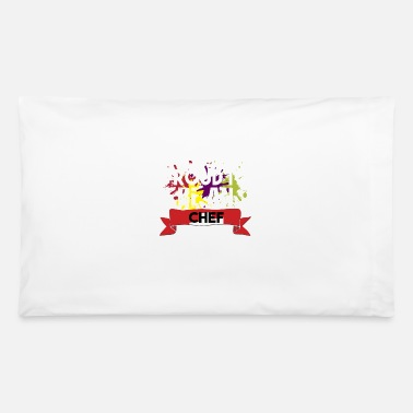 Restaurant Proud to be a Chef citizen - Pillowcase 32'' x 20''