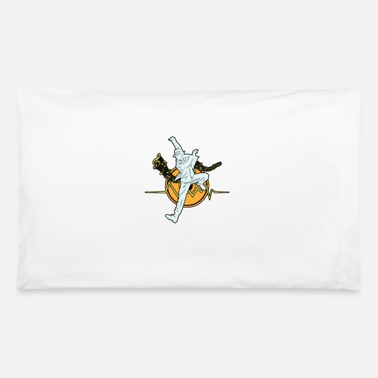 Tap Pillow Cases - Tap Dance - Pillowcase 32'' x 20'' white