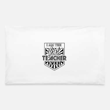 Plus Best Teacher Teacher Teaching Teach School Teacher - Pillowcase 32'' x 20''