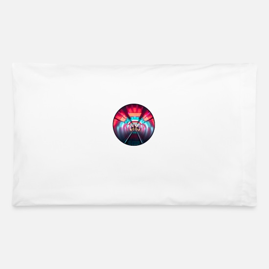 Shape Pillow Cases - Abstract - Pillowcase 32'' x 20'' white