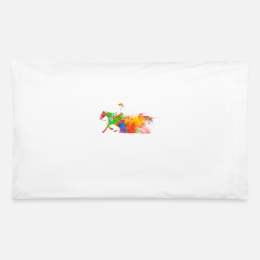 Western Riding riding western riding - Pillowcase 32'' x 20''
