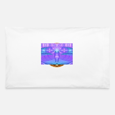 Meditating Deep Dream Visions - Pillowcase 32'' x 20''