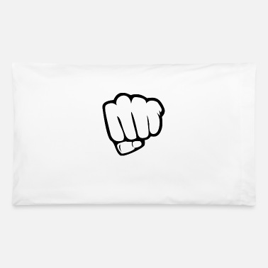 Fist fist - Pillowcase 32'' x 20''