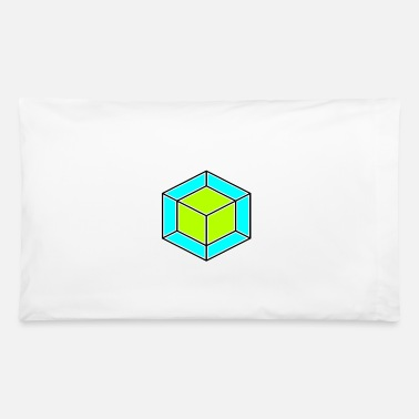 Dice dice - Pillowcase 32'' x 20''