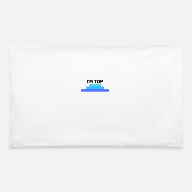 i m top - Pillowcase 32'' x 20''