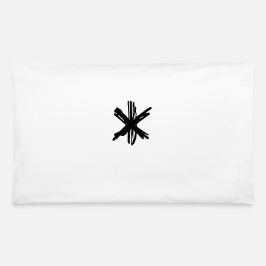 Asterisk asterisk - Pillowcase 32'' x 20''