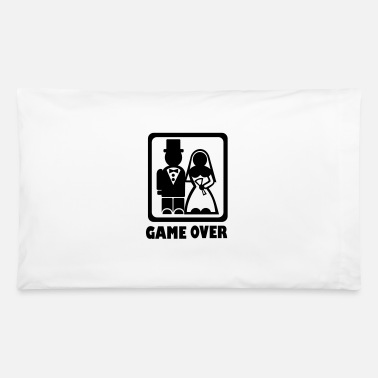 Game Over Game over - Pillowcase 32'' x 20''
