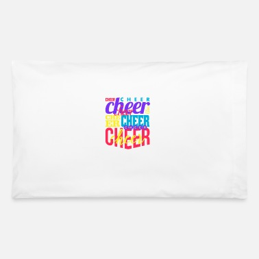 Cheers Cheer Cheer Cheer Cheer - Pillowcase