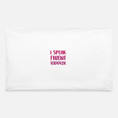 Parents Funny Parenting Young Parents gift - Pillowcase