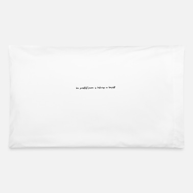 her greatest power is believing in herself - Pillowcase
