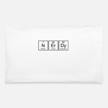 Nerdy Nerdy - Pillowcase 32'' x 20''