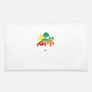 Fruits And Vegetables fruits vegetables - Pillowcase 32'' x 20''