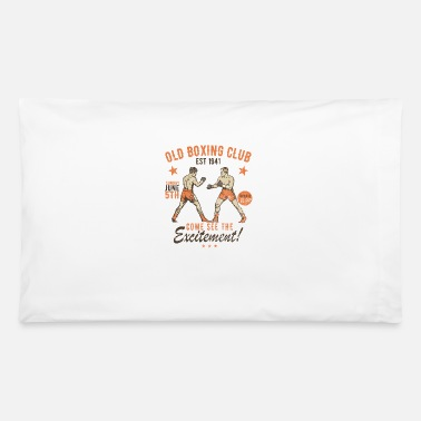 Vintage Old Boxing Club - Pillowcase 32'' x 20''