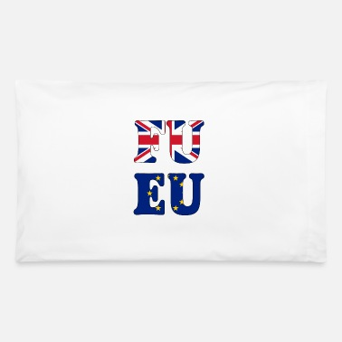 Fu Fu Eu - Pillowcase 32'' x 20''