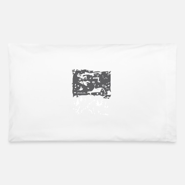 Scene Snow Scene - Pillowcase 32'' x 20''