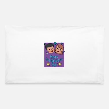 Grand Parents Grand Parents T Shirt. - Pillowcase 32'' x 20''