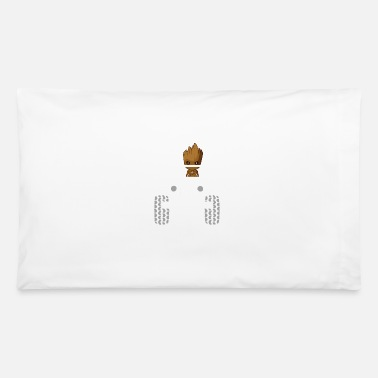 Drive Baby Groot Drive A Jeep - Pillowcase 32'' x 20''