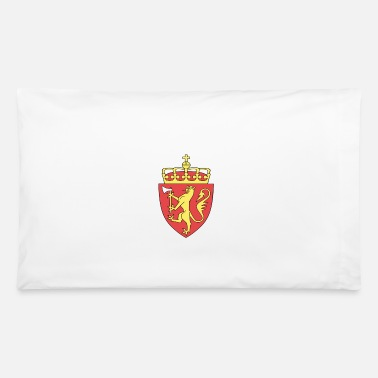 Coat Of Arms Norway coat of arms design - Pillowcase 32'' x 20''