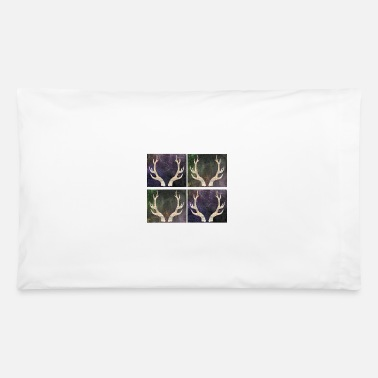 Antler Deer antler - Pillowcase 32'' x 20''