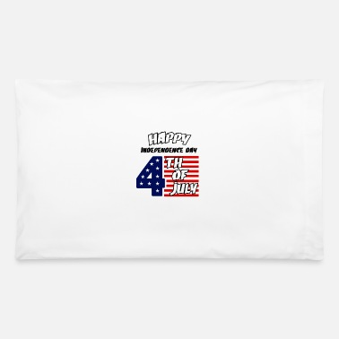 Th Of July Independence Day 4 th of july - Pillowcase 32'' x 20''