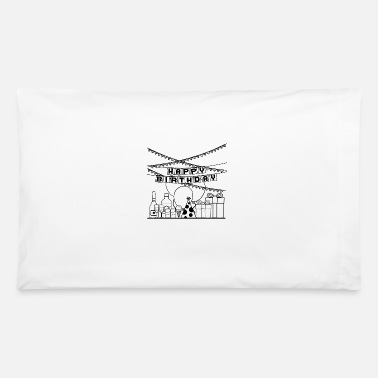 Birthday Happy Birthday to you special Gift Idea - Pillowcase 32'' x 20''