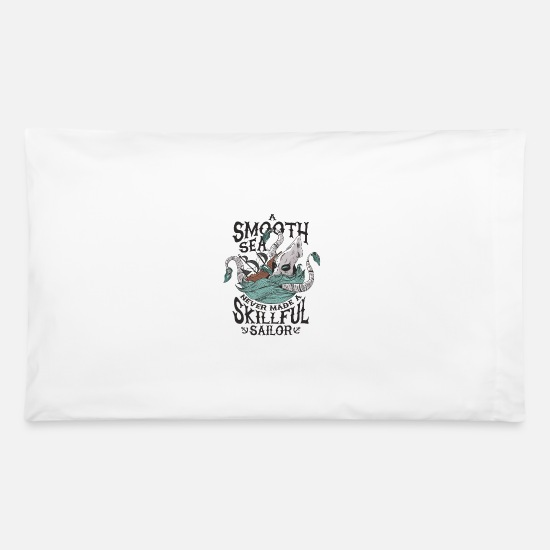 Kraken Pillow Cases - Release the Kraken - Pillowcase 32'' x 20'' white