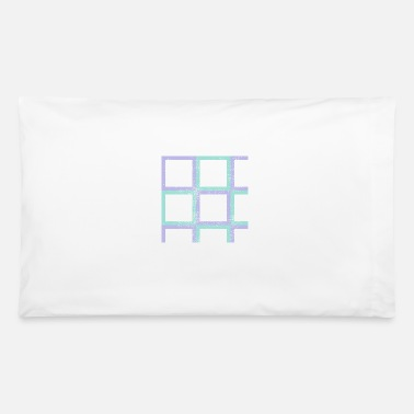Rectangle rectangles - Pillowcase