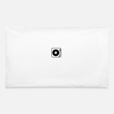 Deejay Turntables deejay party music disco - Pillowcase