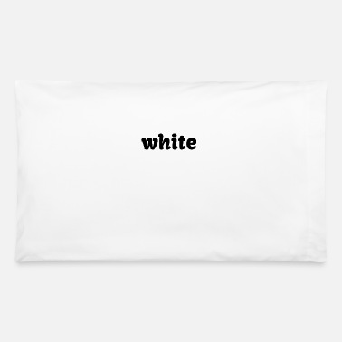 Black And White White or Black - Pillowcase 32'' x 20''