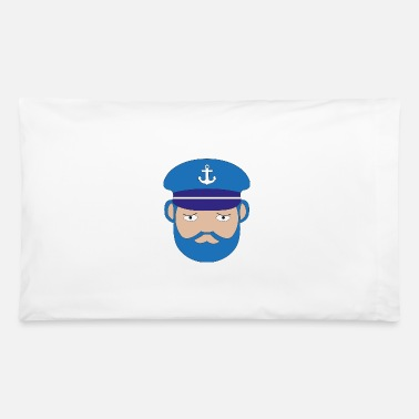 Captain captain - Pillowcase 32'' x 20''