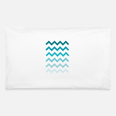 Wave Waves - Pillowcase 32'' x 20''